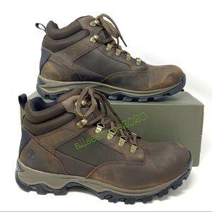 Timberland Keel Ridge WP Mid Hiker Brown Le Boot M